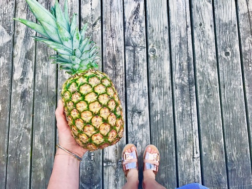 We all scream for pineapple!